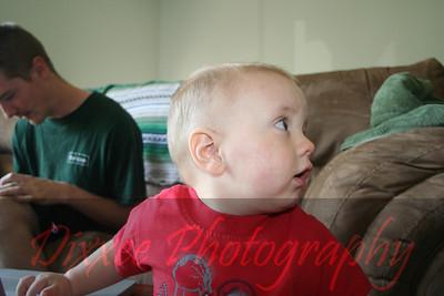Aiden's 1st Haircut
