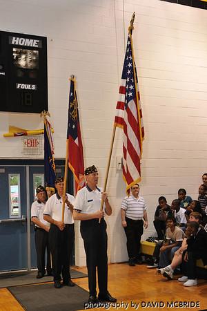 Fayette Middle School Veteran's Day Program