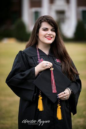 Patience's Nicholls Graduation