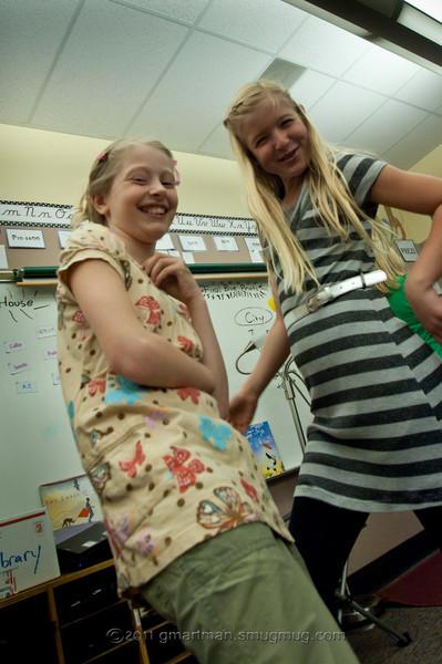 2011 Boones Ferry 5th Grade Music Festival