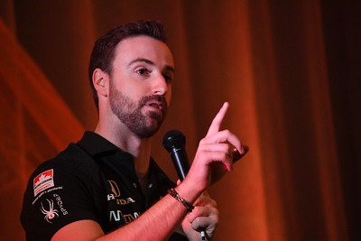 5-27-2017 Protective Indy 500 Dinner with James Hinchcliffe