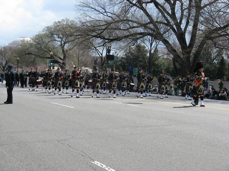 Savannah & DC Parade (March 2008) 345