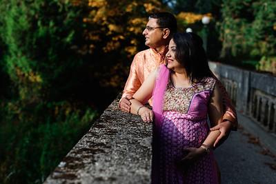 Priyanke-Abhishek Maternity