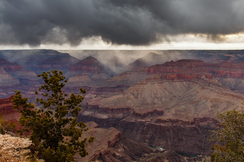 Grand Canyon South Rim 2014