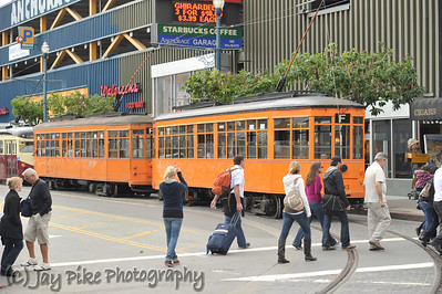 Trollys and Cable Cars