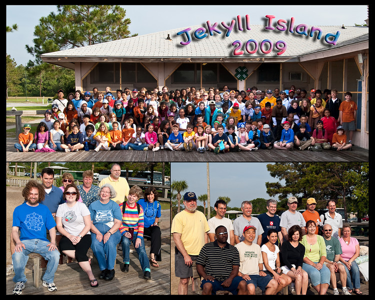 Group Shot, with teachers and parents.  Best for 8x10 prints and includes a black border to help with framing.
