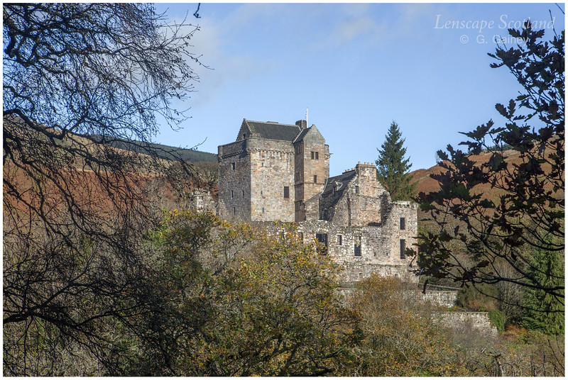 Castle Campbell, Dollar (2)