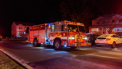 Chester Ct - Caln - Reported House Fire