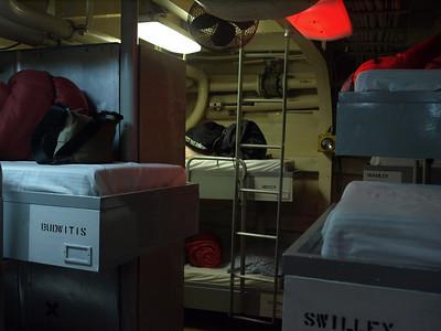 USCGC Taney Overnight