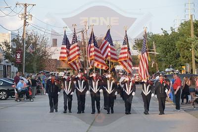 6th Battalion Parade  8/26/17
