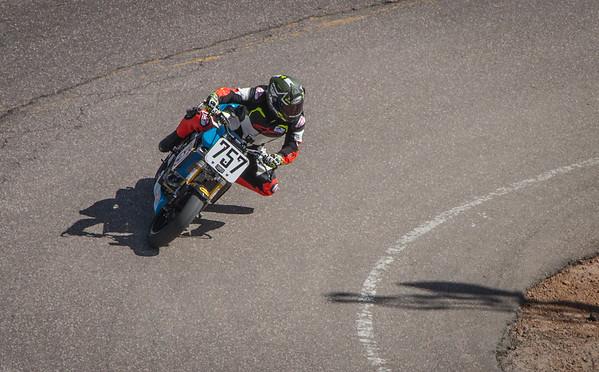 Pikes Peak Race 2019
