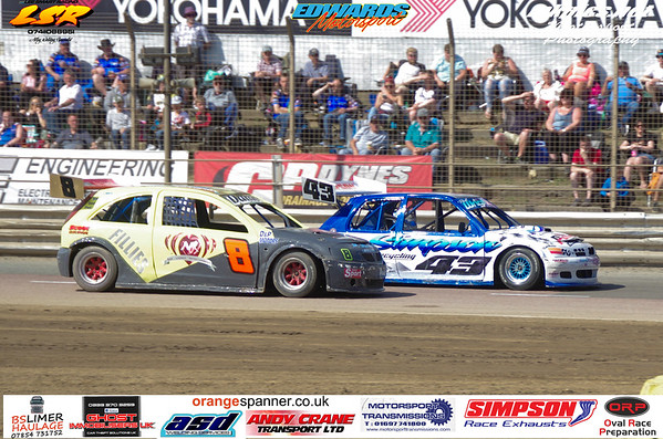 2L Hot Rods AllComers Final