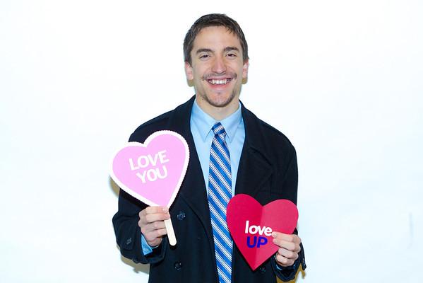 Valentine's Day 2014 Photo Booth