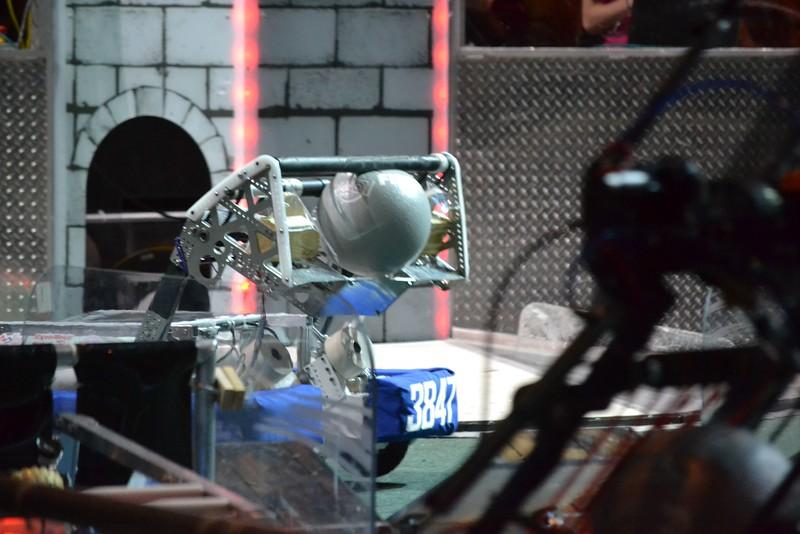 2016 FIRST Bayou Regional Robotics - Spectrum 3847 - 708