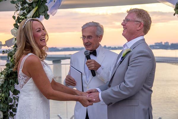 David and Laura Wedding