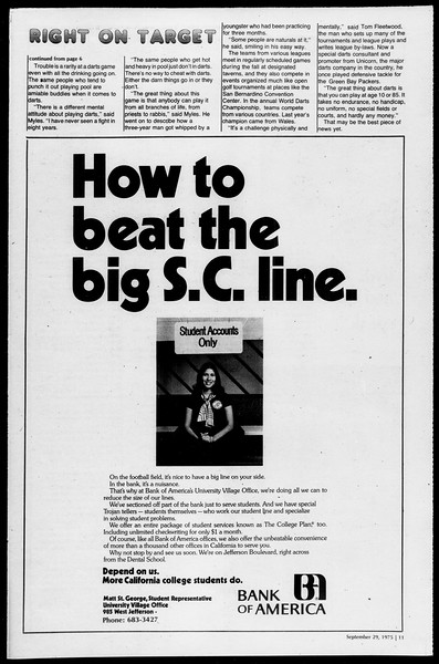 SoCal, Vol. 68, No. 10, September 29, 1975