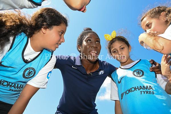 2019 CFC Women's Team visit to Israel 8-2019
