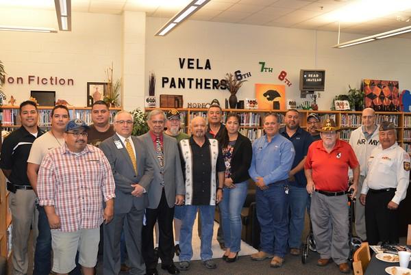 Veterans Day Program 11/11/19