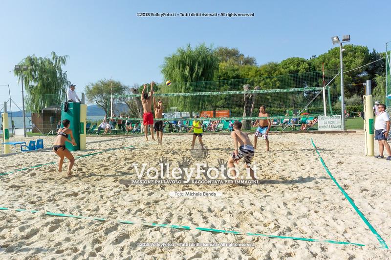 """5ª Edizione Memorial """"Claudio Giri"""" presso Zocco Beach San Feliciano PG IT, 26 agosto 2018 - Foto di Michele Benda per VolleyFoto [Riferimento file: 2018-08-26/_DSC2430]"""