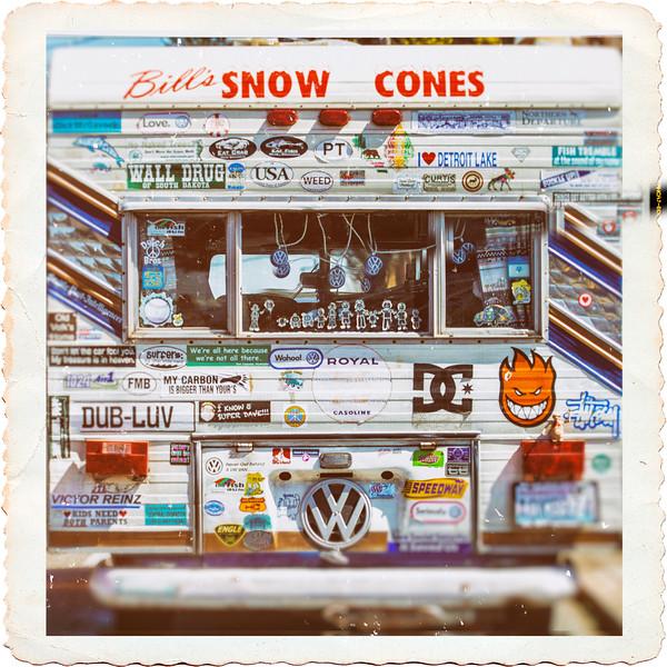 Bill's Snow Cones