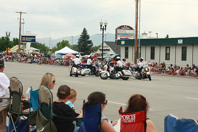 West Jordan 4th of July Parade