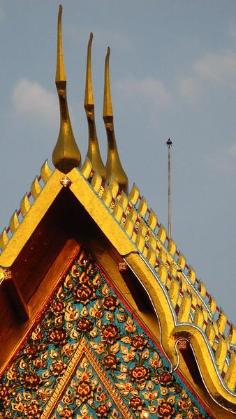 Garudas at Wat Pho.