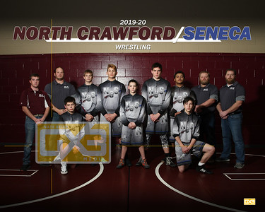 North Crawford/Seneca wrestling WRE1920