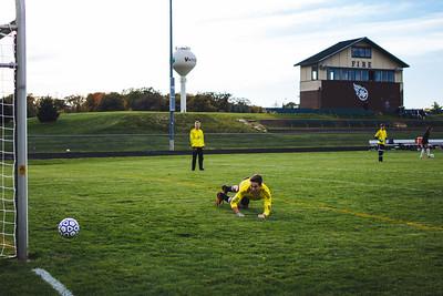 Boys Varsity Soccer vs. PA