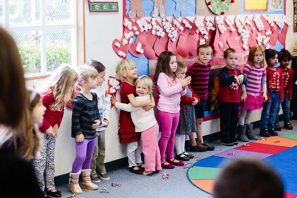 2014.12.17 Solana's Preschool Performance