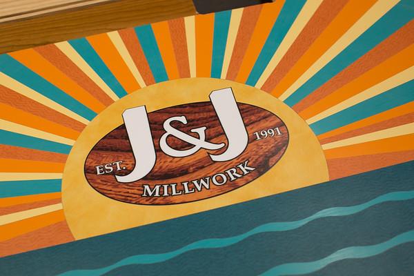 J&J Millwork Veterans Day Picnic