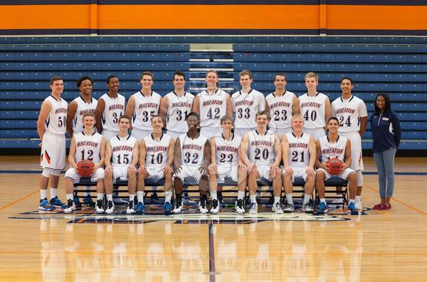 Men's Basketball 2014-15