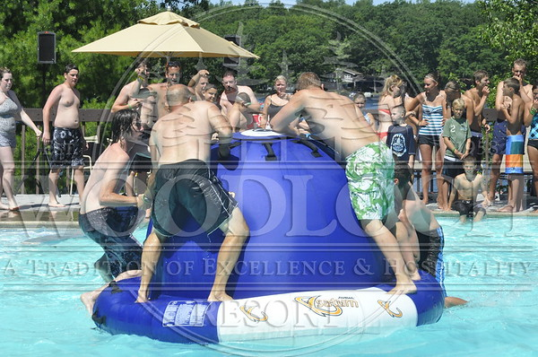 July 14 - Pool Games
