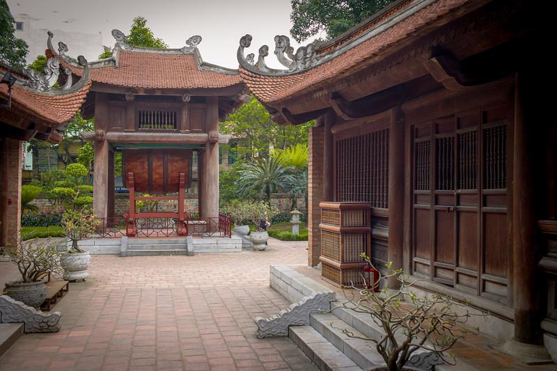 Drum - Temple of Literature - Temple of Literature