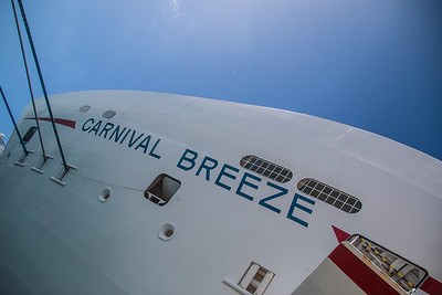 2017 Carnival Breeze