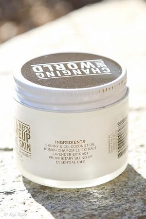 Skinny & Company Facial Oil Makeup Remover