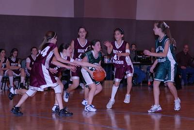 GOYA Holy Cross Basketball Tournament - February 10, 2007