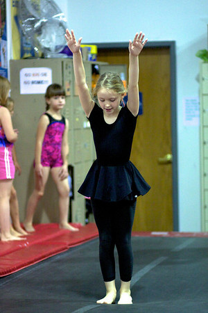 Girls Level 1 Saturday 9:00 am - Fall 1 2010