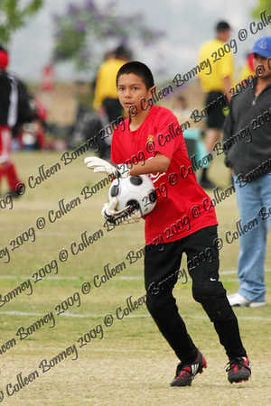 Justin - Redlands United AYSO BU-14 spring select