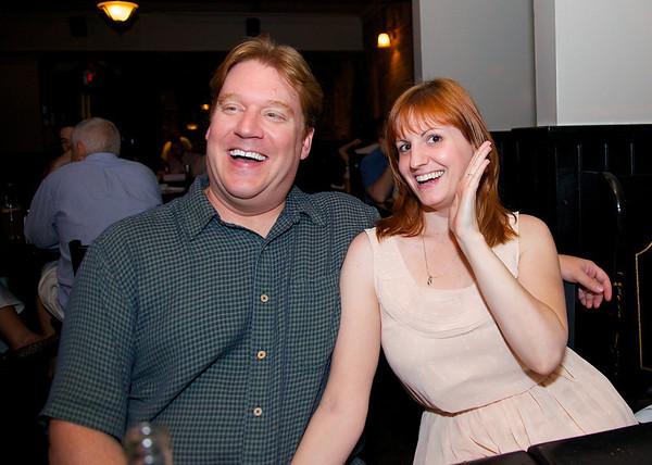 Michelle and Josh
