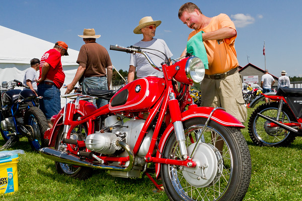 2014 BikeBandit.com AMA Vintage Motorcycle Days, featuring Indian Motorcycle: Event Photos