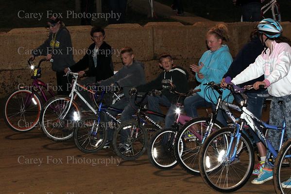 September 13, 2014 - Kids Bicycle Race