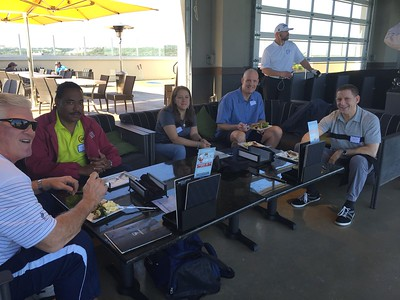 2015 NGL Forum TopGolf Photos