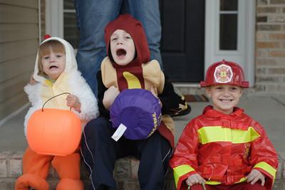 Kids October 09