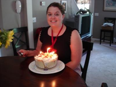 Meghan's Birthday -- July 2006