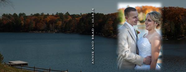 Annie and Brad Wedding Album