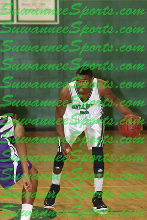 Suwannee High Basketball 2012-13 Boys