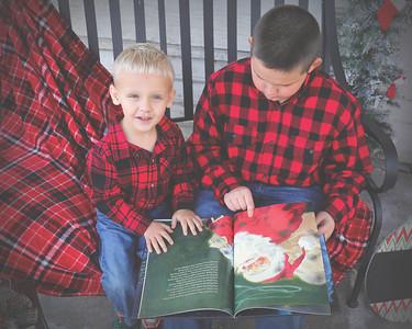LINDA MILES FAMILY CHRISTMAS