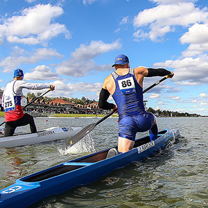 ICF Canoe Kayak Sprint World Cup Szeged 2020