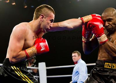 2011 WBA Interim World Light Middleweight Title Newcastle - Mundine v Alvarez + Undercard