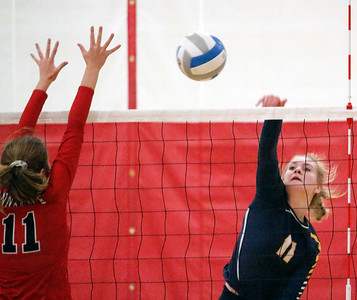 VOLLEYBALL: HLWW at Annandale (Section 6AA)